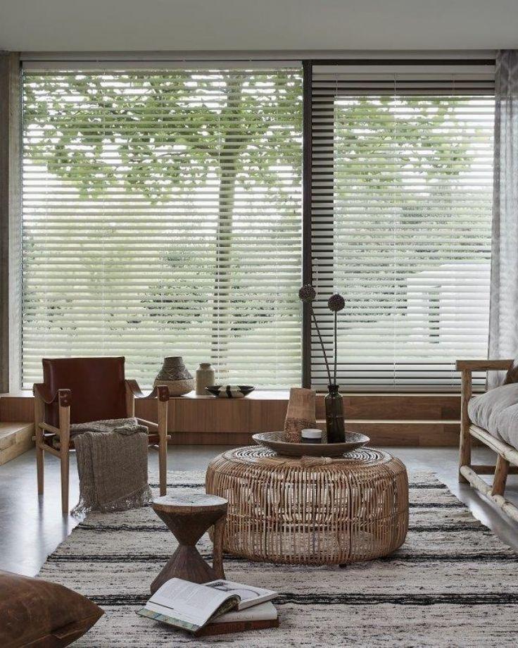 25 beste idee n over woonkamer jaloezie n op pinterest jaloezie n keuken jaloezie n en erker - Deco hoofdslaapkamer ...