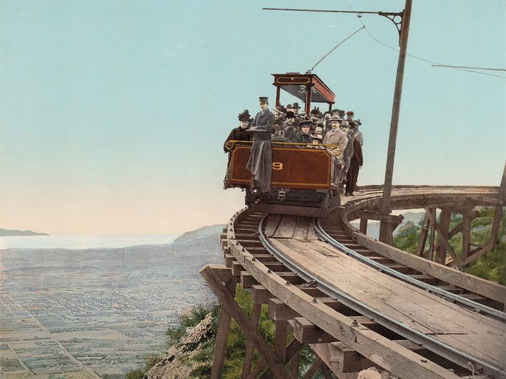 12 Forgotten Hand-Colored Images of Life in the 1800s | Photochroms predated color film by decades and combined the emerging science of photography with time-tested painting techniques.   Marc Walter/Courtesy TASCHEN  | WIRED.com
