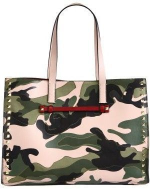 Womens Handbags & Bags : Valentino Camouflage Handbags collection & more luxury details
