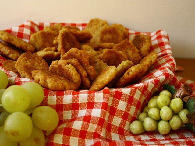 Biscottini all'uva – Vegan blog – Ricette Vegan – Vegane – Cruelty Free