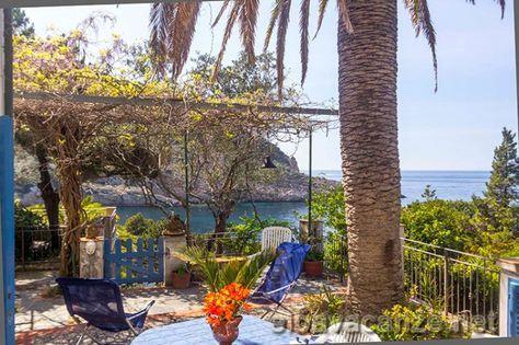Apartment Sirena Nisporto Island of Elba Ferien