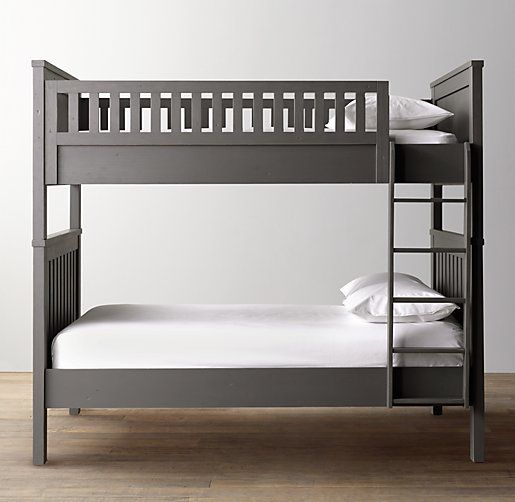 Kenwood Full Over Full Bunk Bed For The Home Twin Bunk