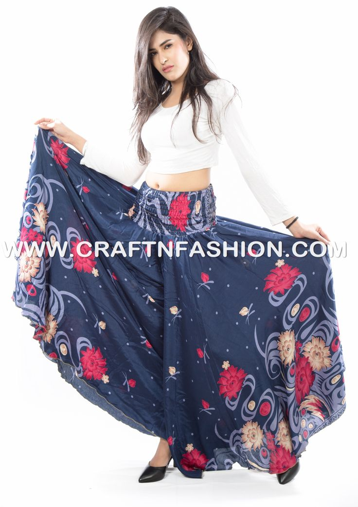 Designer Hippie Style Belly Trousers Pants