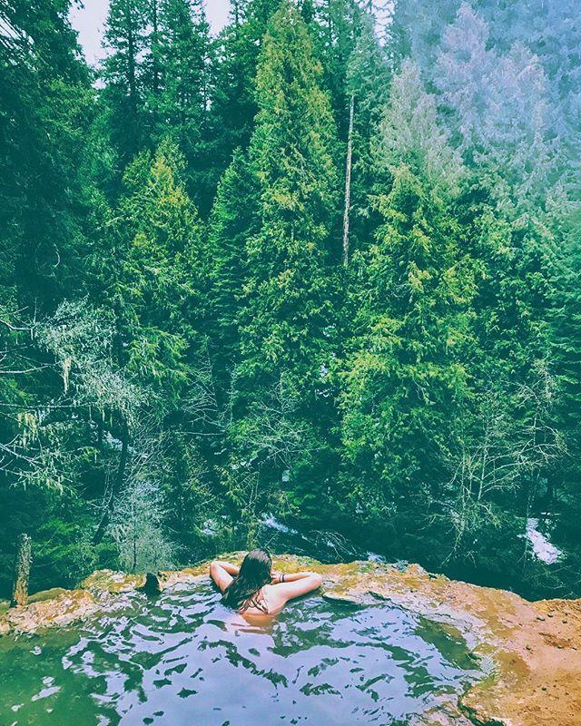 Umpqua Hot Springs, oregon – Emily Hendrickson
