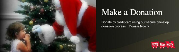 Marine Toys For Tots Foundation http://www.toysfortots.org/donate/Default.aspx