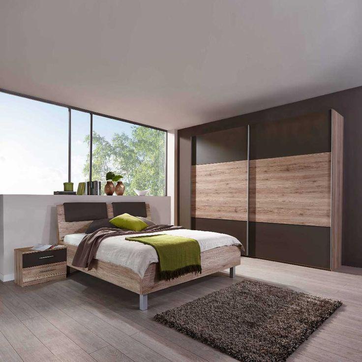 Die besten 25+ braun Schlafzimmermöbel Ideen auf Pinterest blaue - schlafzimmergestaltung mit dachschrage