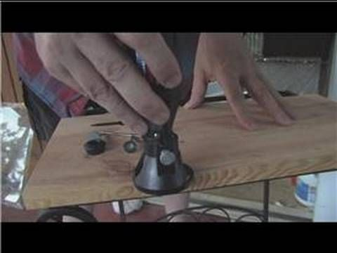 Using a Dremel Tool : How to Use a Dremel Tool