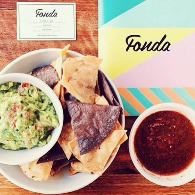 FONDA MEXICAN // Snapshots of  the best the wonderful city of Melbourne & its surrounds have to offer.