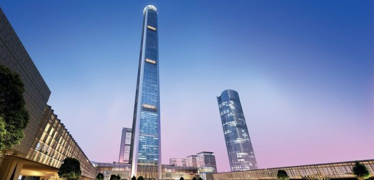 ТОП-9 современных небоскребов http://idesign.today/arxitektura/top-9-samyx-vysokix-neboskrebov #skyscraper #best #top #highest #world #travel #architecture