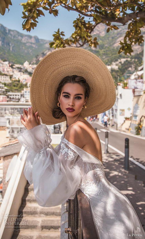 """La Petra 2019 Wedding ceremony Clothes — """"Amalfi"""" Bridal Assortment"""
