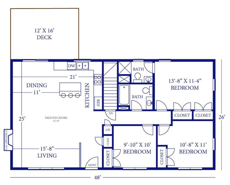 Jim walters homes floor plans for Jim walter homes house plans