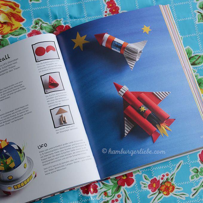 Hamburger Liebe: Mittwochslektüre: Bastelspaß für die Kleinen