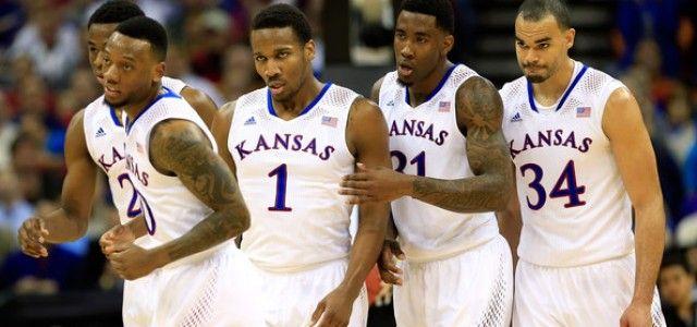 Kansas Jayhawks vs West Virginia Mountaineers College Basketball Live Stream - NCAA Basketball