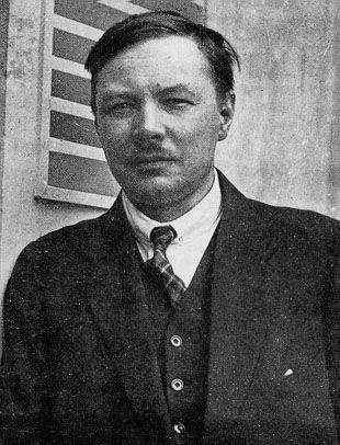 Mikhail Larionov.