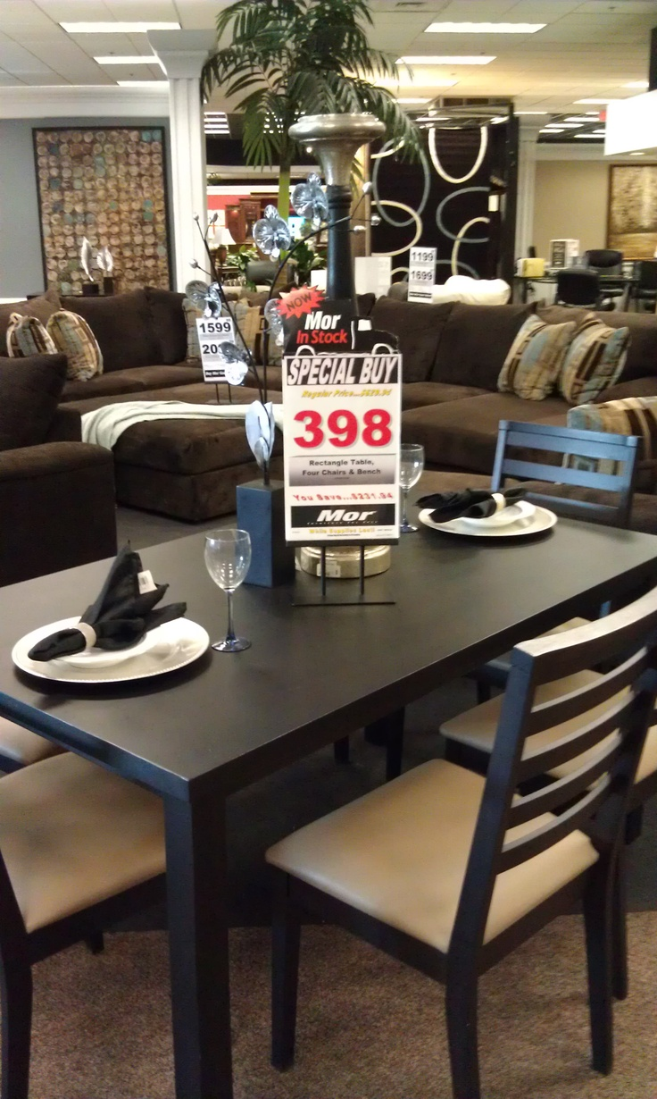 Amazing Dining Table   Mor Furniture
