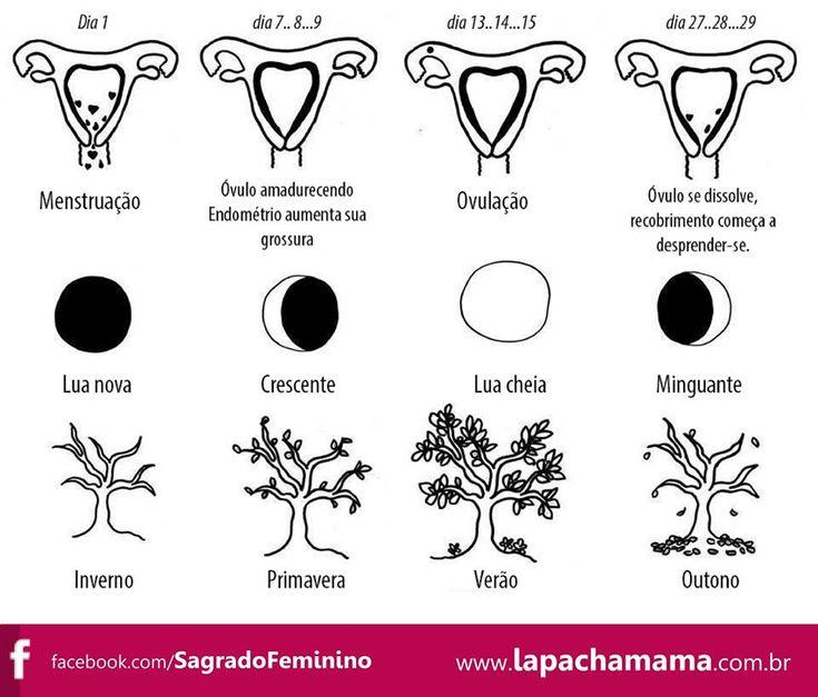 """Pachamama """"Ciclos do Sagrado Feminino""""  #sagradofeminino"""