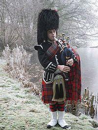 Карнавальный костюм Шотландец