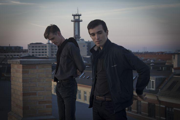 Loke Rahbek and Hannes Norrvide
