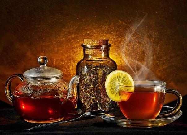 Правильное хранение чая