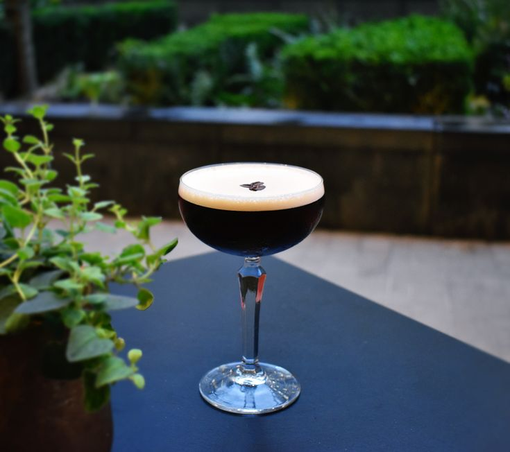 Classic Espresso Martini Recipe. 45ml Snow Queen Vodka 30ml freshly brewed coffee, chilled  15ml coffee liqueur  15ml sugar syrup  Cubed ice and coffee beans, to serve.  Add all ingredients into a shaker with ice, shake hard and strain into martini glass.