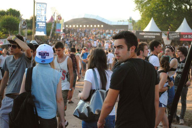 Eurockéennes Belfort 2013.