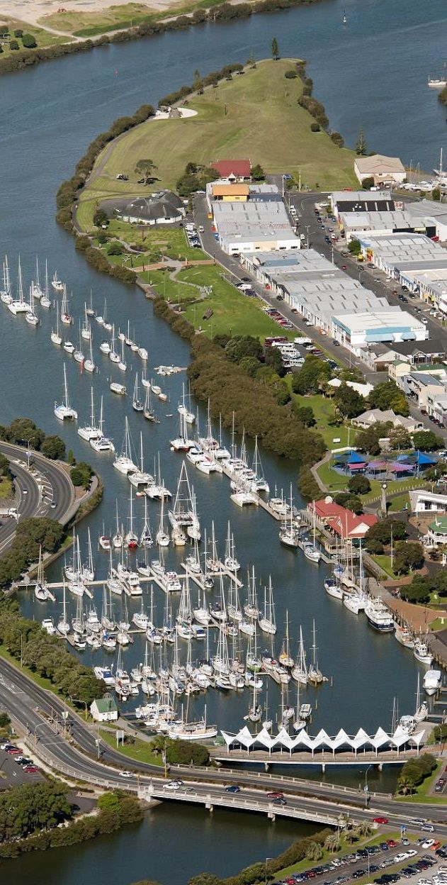 Whangarei Town Basin Marina - Northland, New Zealand. Like to go for a coffee here and look at the boats when in Whangarei