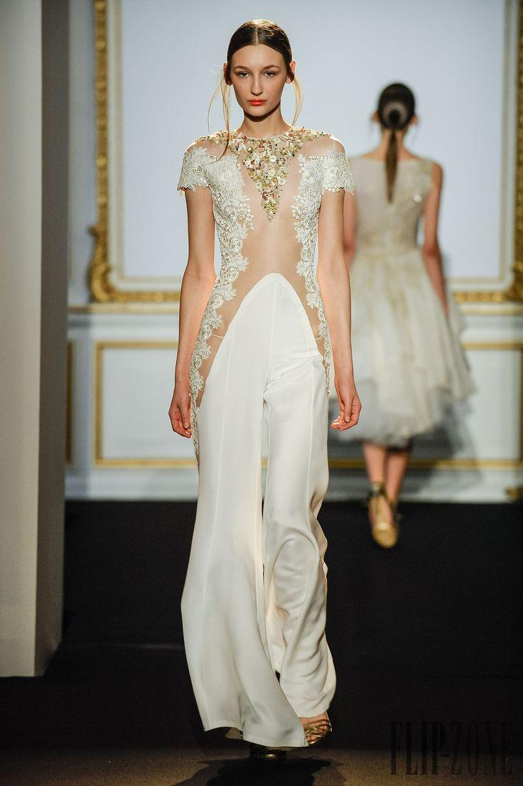 Dany Atrache Printemps-été 2015 - Haute couture: