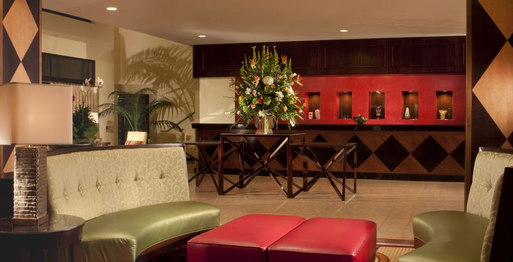 Marriott at Research Triangle Park Lobby