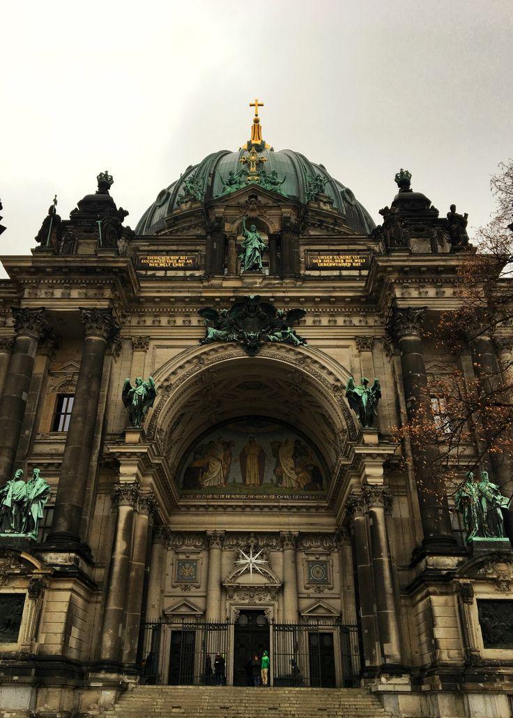 #arhitecture #berlinerdom #beauty #old #berlin #europe