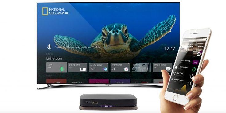 Startup Chilena diseña revolucionario sistema de TV y Smart Home