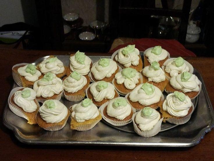 Cupcakes dei giovani Elfi