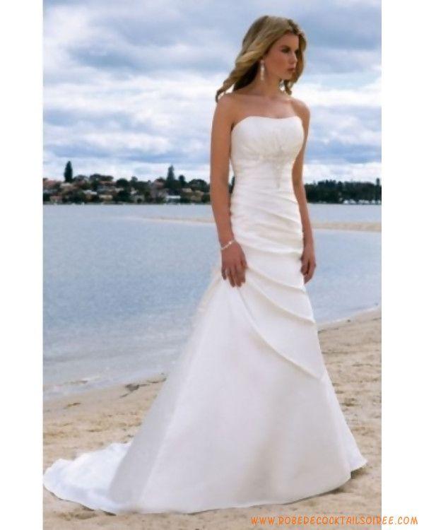 Robe de mariée corset