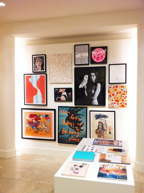 ultimate goal for a look for my framed posters and vinyl: Wall Collage, Frames Posters, Apartment Wall, Posters Wall, Galleries Wall, Collage Wall, Boobs Pictures, Frames Wall, Art Wall