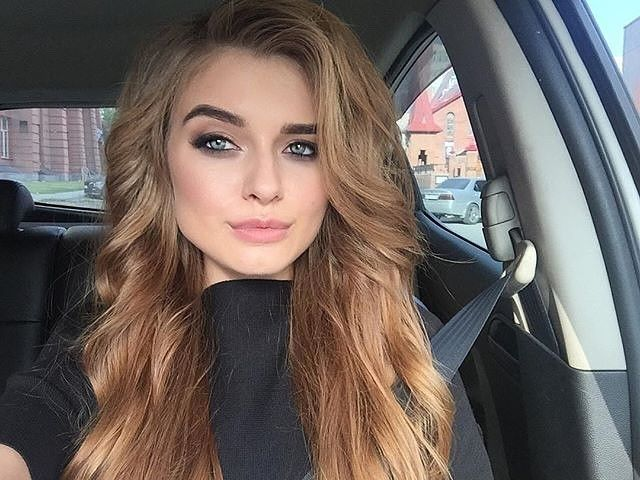Снежана Янченко. 20 years old. Current location – Novosibirsk, Russia