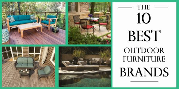 the top 10 outdoor patio furniture brands patiolife dining rh pinterest com