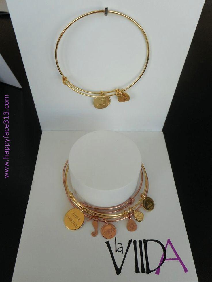 :-) La Viida - We Love Life - Bangles / Armbänder :-)