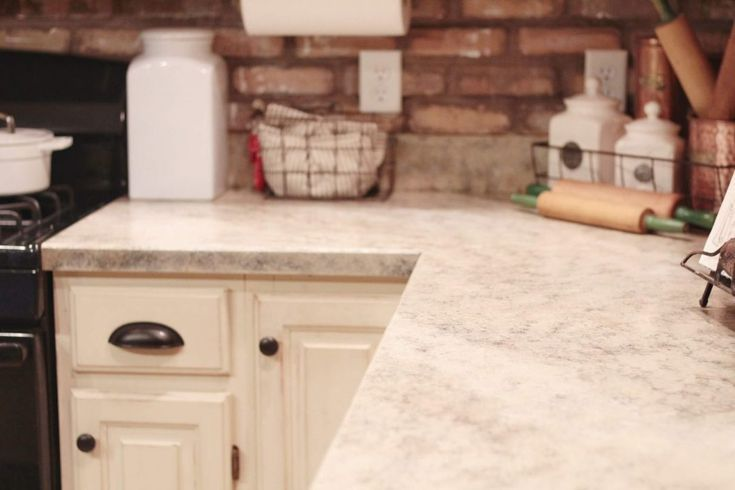 painted countertops how to from laminate to granite decorating rh pinterest com