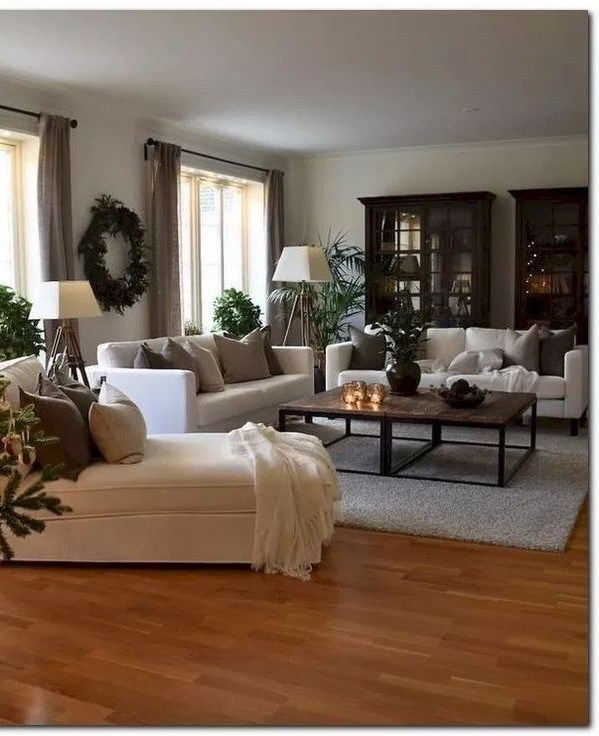 63 Relaxing Large Living Room Decorating Ideas Living Room Decor Apartment Large Living Room Apartment Living Room