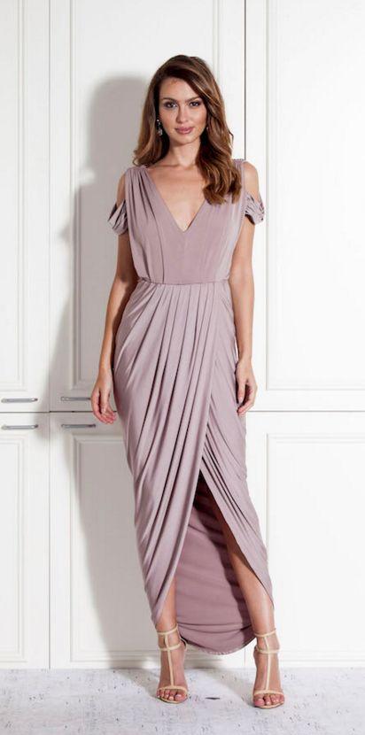 Stylish bridesmaid dresses from White Runway;