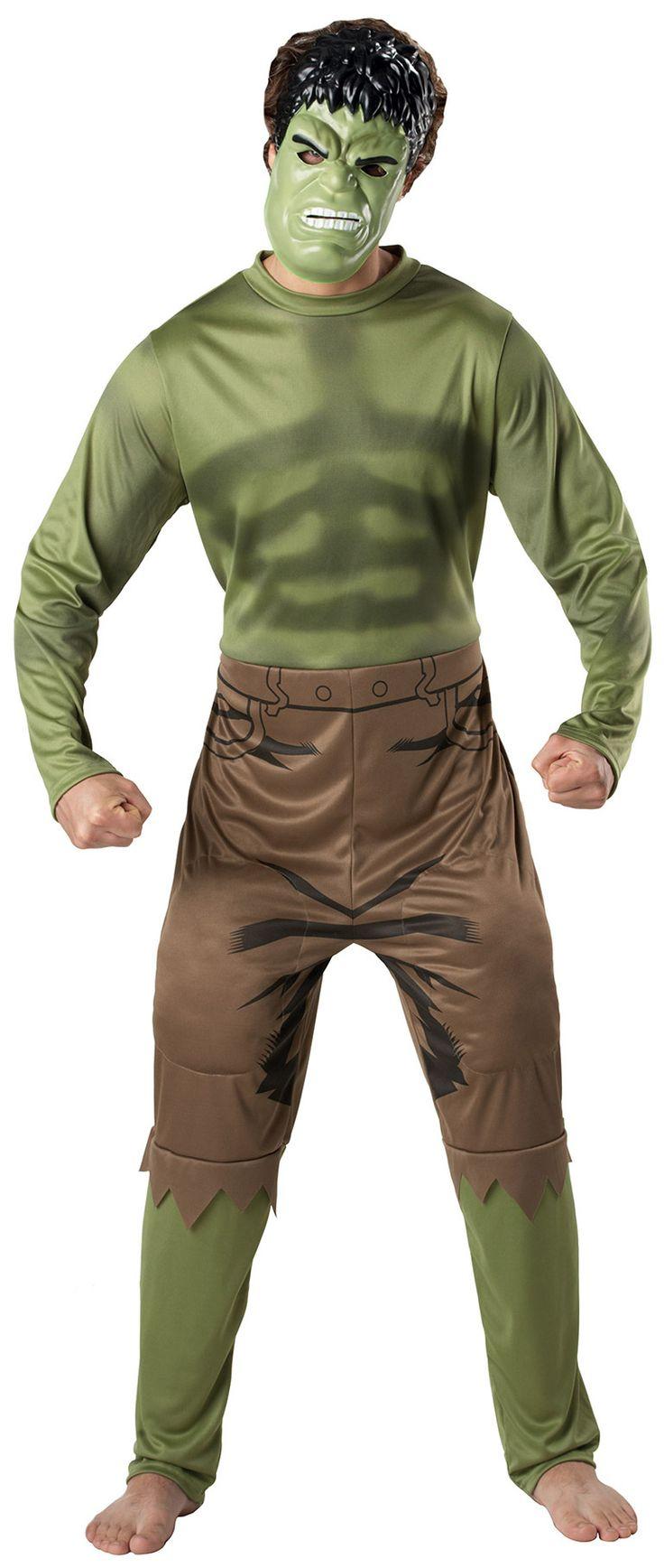 Déguisement Hulk™ adulte avec masque