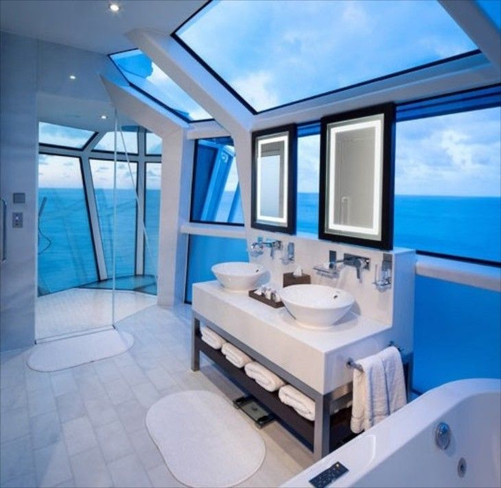 view bathroom ideas%0A How about the shower view  Whimsical Home and Garden