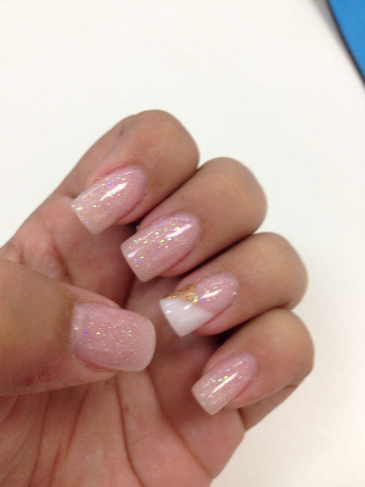 Decoracion Baño Rosado:Combinación de rosado, blanco y dorando Con mucho brillo! Siempre