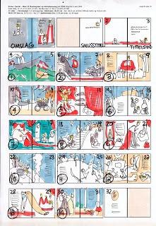 Svein Nyhus - viser frå A til Å korleis han lagar illustrasjonar til barnebøker. Fint å bruke som grunnlag for oppgåve i Desark 2/ Visk 2