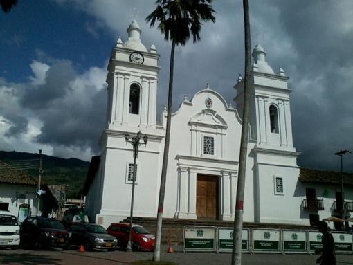 Eglise de Guaduas