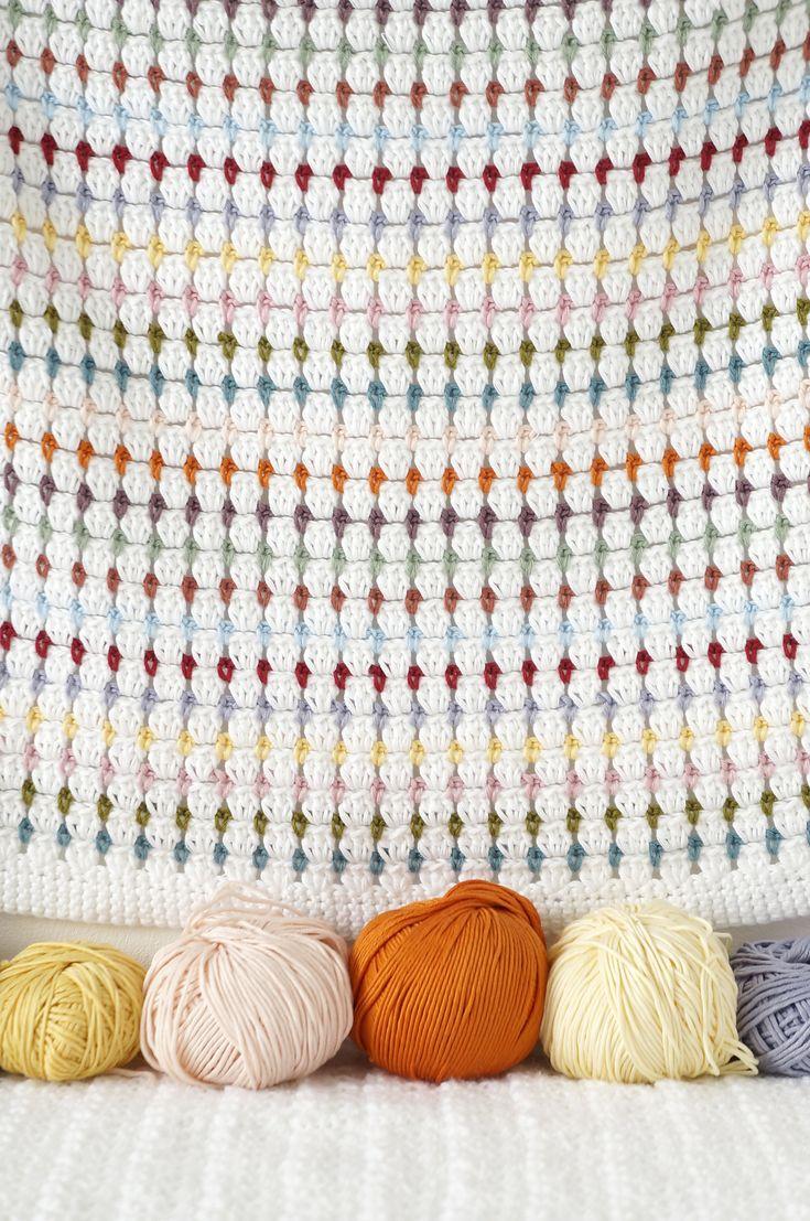 91 best Crochet - Stripes images on Pinterest | Patrones de ...