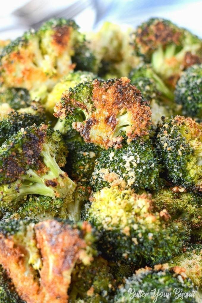 Parmesan Roasted Broccoli Roasted Broccoli Recipe Roasted