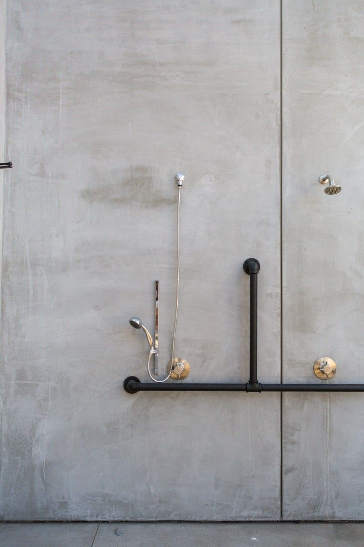 Ace Hotel Los Angeles Outdoor Shower