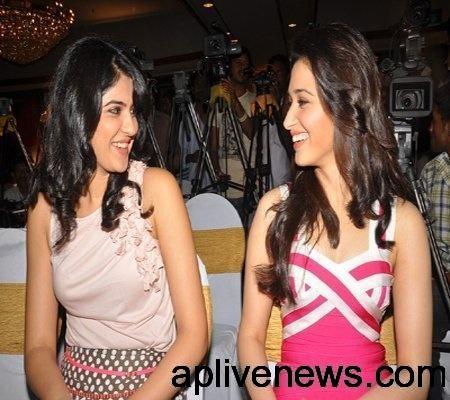 Tamanna and Deeksha seth