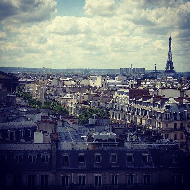 I went to Paris back then in 2011 with my mom and sister. i will return by myself in 4or 3 years becausei want to study pastry in le cordon bleu.
