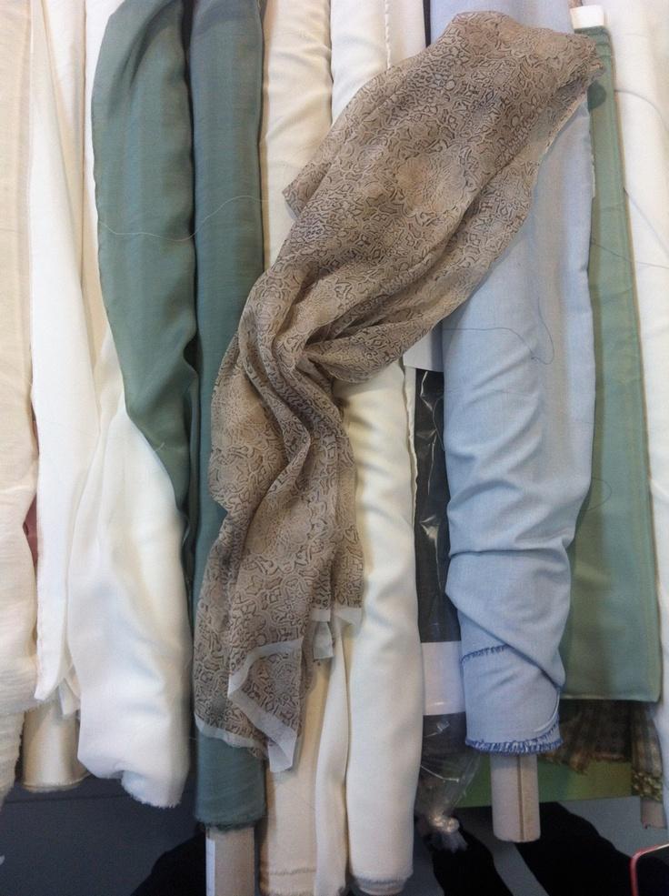 fabric spring/summer 2013  -ELISE GUG